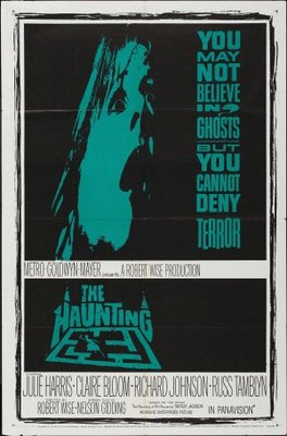 The Haunting movie poster (1963) poster MOV_d2493581