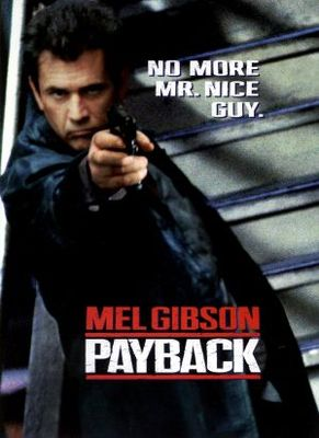 Payback movie poster (1999) poster MOV_d24b4acf