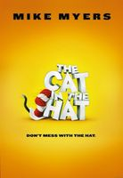The Cat in the Hat movie poster (2003) picture MOV_d24e180b