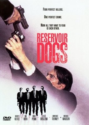 Reservoir Dogs movie poster (1992) poster MOV_d24efd50