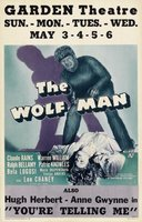 The Wolf Man movie poster (1941) picture MOV_d2501a1b
