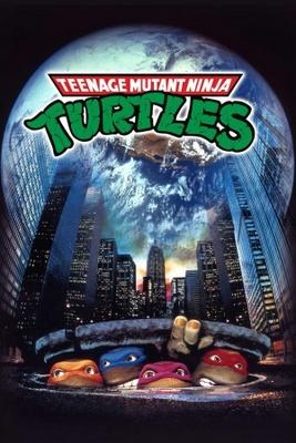 tmnt movie poster 1990