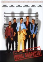 The Usual Suspects movie poster (1995) picture MOV_d2620f06