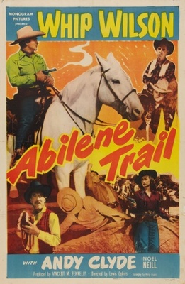 Abilene Trail movie poster (1951) poster MOV_d2689747