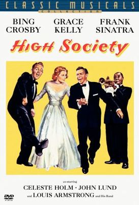 High Society movie poster (1956) poster MOV_d273336e