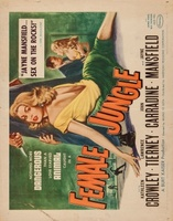 Female Jungle movie poster (1955) picture MOV_d279fdb9