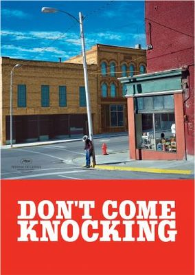 Don't Come Knocking movie poster (2005) poster MOV_d27a5aee