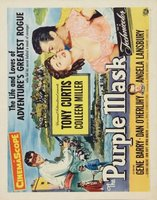 The Purple Mask movie poster (1955) picture MOV_5296b2a8