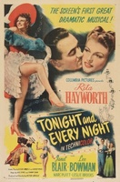 Tonight and Every Night movie poster (1945) picture MOV_d2804faf