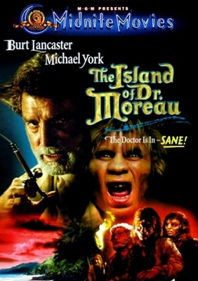 The Island of Dr. Moreau movie poster (1977) poster MOV_d2887a6c