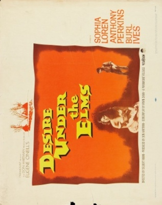 Desire Under the Elms movie poster (1958) poster MOV_d2889895