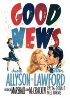 Good News movie poster (1947) picture MOV_d288f7cf