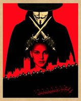 V For Vendetta movie poster (2005) picture MOV_d28fb2c8