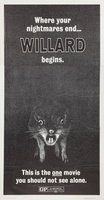 Willard movie poster (1971) picture MOV_d295bbce