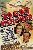 20,000 Men a Year movie poster (1939) picture MOV_d29ecaf3
