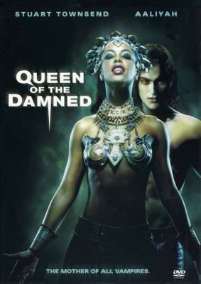 Queen Of The Damned movie poster (2002) poster MOV_d2a0846f