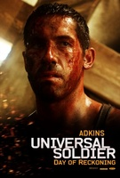 Universal Soldier: Day of Reckoning movie poster (2012) picture MOV_d2a4ccdb