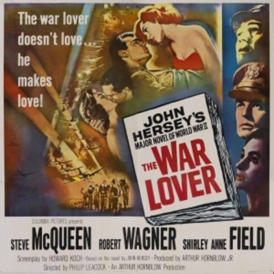 The War Lover movie poster (1962) poster MOV_d2a5cbe9