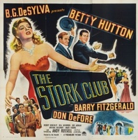 The Stork Club movie poster (1945) picture MOV_d2aece0f