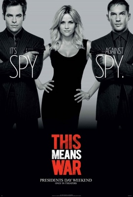 This Means War movie poster (2012) poster MOV_d2b62d04