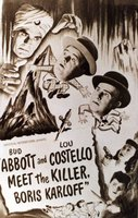 Abbott and Costello Meet the Killer, Boris Karloff movie poster (1949) picture MOV_d2b68e67