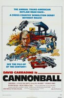 Cannonball! movie poster (1976) picture MOV_612bf56c
