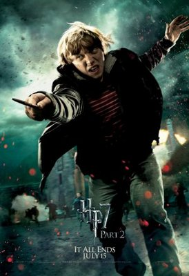Harry Potter and the Deathly Hallows: Part II movie poster (2011) poster MOV_d2bb62e6