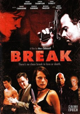 Break movie poster (2009) poster MOV_d2c1c204
