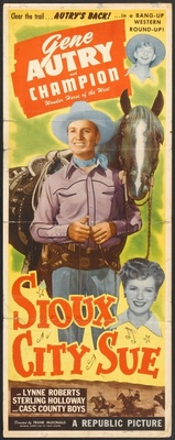 Sioux City Sue movie poster (1946) poster MOV_d2c70579