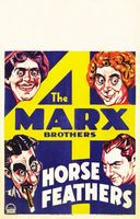 Horse Feathers movie poster (1932) picture MOV_d2cb08f7