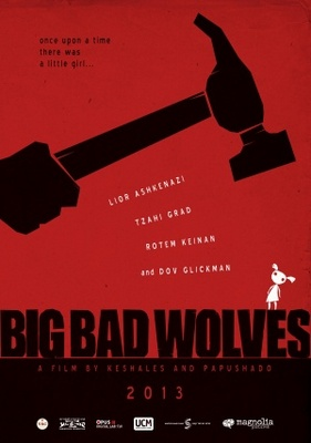 Big Bad Wolves movie poster (2013) poster MOV_d2d04c61
