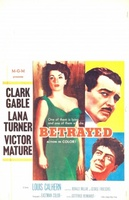 Betrayed movie poster (1954) picture MOV_fb4a0dae