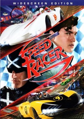 Speed Racer movie poster (2008) poster MOV_d2db3a84
