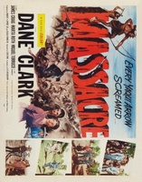 Massacre movie poster (1956) picture MOV_d2dcb7b7