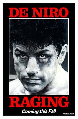 Raging Bull movie poster (1980) poster MOV_d2ddb188