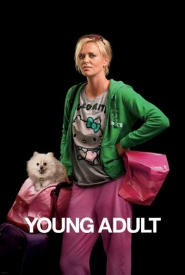 Young Adult movie poster (2011) poster MOV_d2f3ca97