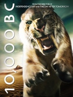 10,000 BC movie poster (2008) picture MOV_d2fc9ce9