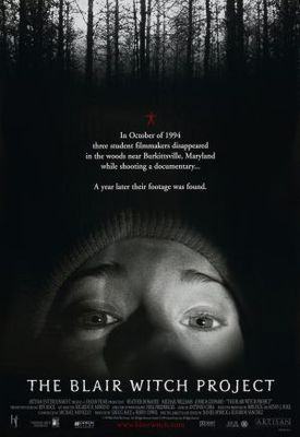 The Blair Witch Project movie poster (1999) poster MOV_d2fca1d7