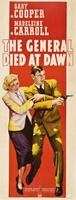 The General Died at Dawn movie poster (1936) picture MOV_d30c7ff9