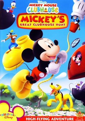 Mickey's Great Clubhouse Hunt movie poster (2007) poster MOV_d30f99b0