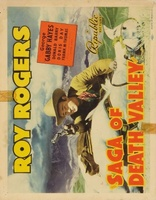 Saga of Death Valley movie poster (1939) picture MOV_d312d923