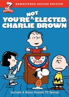You're Not Elected, Charlie Brown movie poster (1972) picture MOV_d3132c47