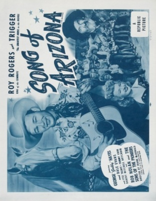 Song of Arizona movie poster (1946) poster MOV_d3135d3e