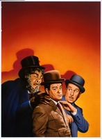 Abbott and Costello Meet Dr. Jekyll and Mr. Hyde movie poster (1953) picture MOV_d313ab06