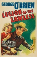 Legion of the Lawless movie poster (1940) picture MOV_d31f51db