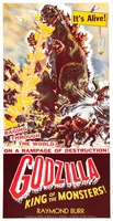 Godzilla, King of the Monsters! movie poster (1956) picture MOV_d320023e