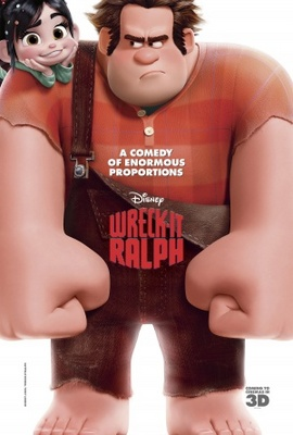 Wreck-It Ralph movie poster (2012) poster MOV_d323852e