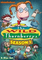 The Wild Thornberrys movie poster (1998) picture MOV_d32c8a76