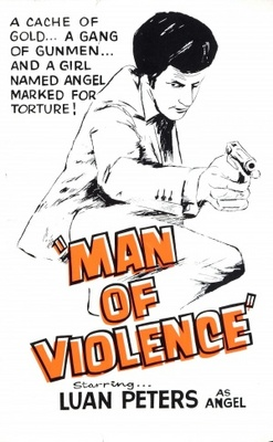 Man of Violence movie poster (1971) poster MOV_d32cde46