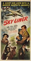 Sky Liner movie poster (1949) picture MOV_d335d300